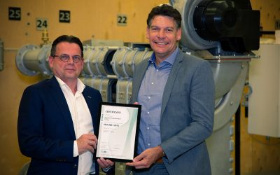 Dejatech Production B.V. heeft de ISO 9001:2015 certificering behaald